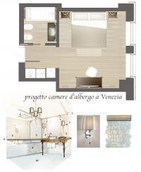 Camere d'albergo a Venezia