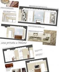 Casa privata a Milano