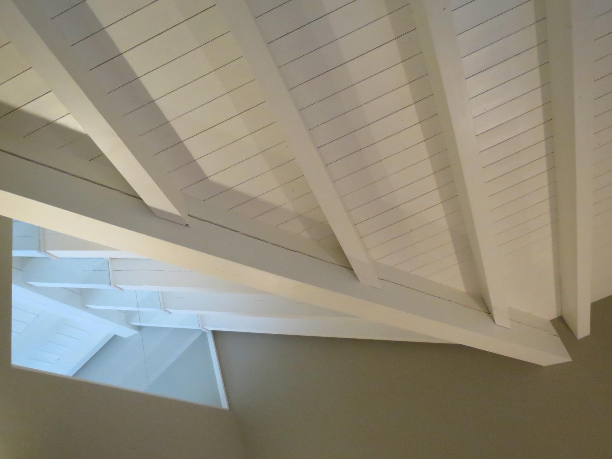 Favorito Casa privata e soffitti in legno | INSTUDIO VE85