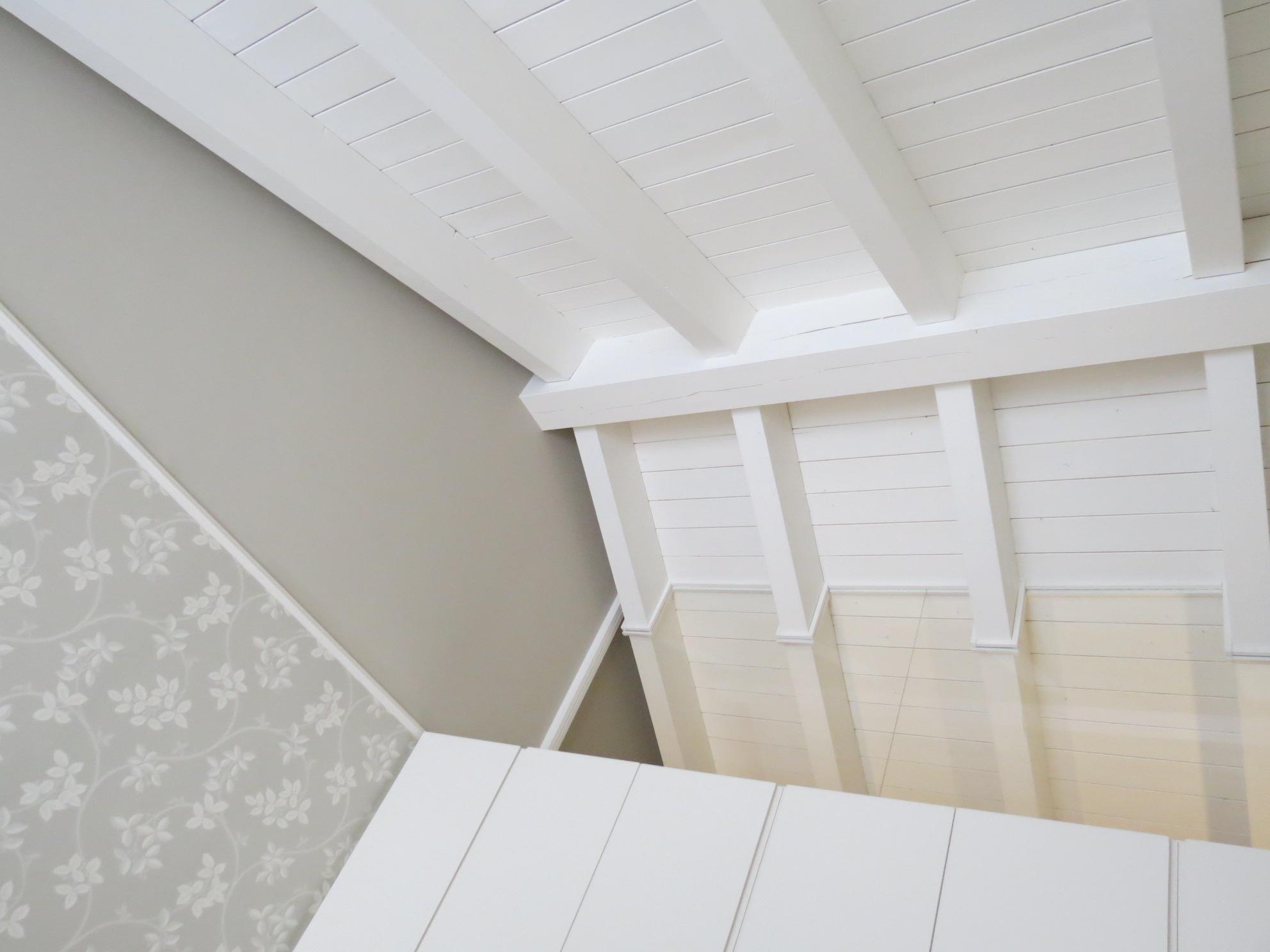 Soffitti In Legno Chiaro : Soffitti in legno bianco awesome interesting soffitti in legno